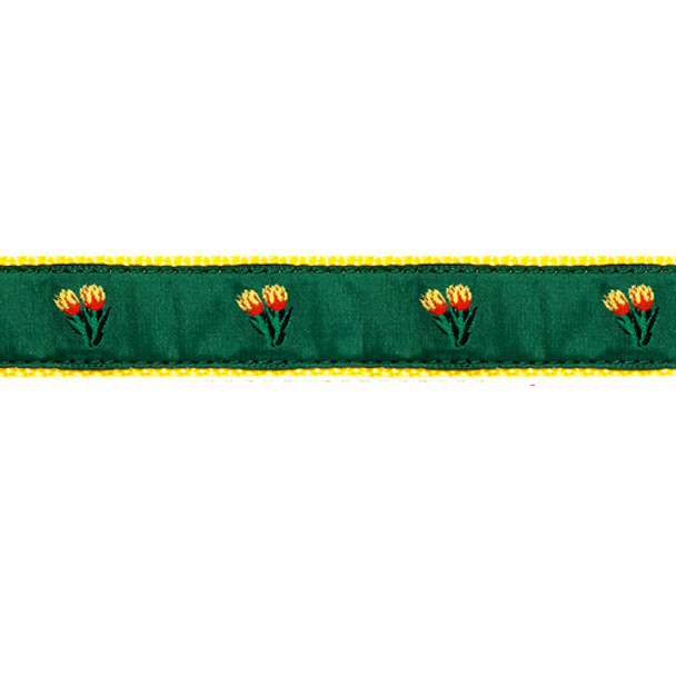 Tulip 1.25 inch Dog Collar& Harnesses
