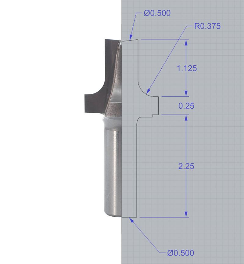 Allied Tool Group Custom CNC tool