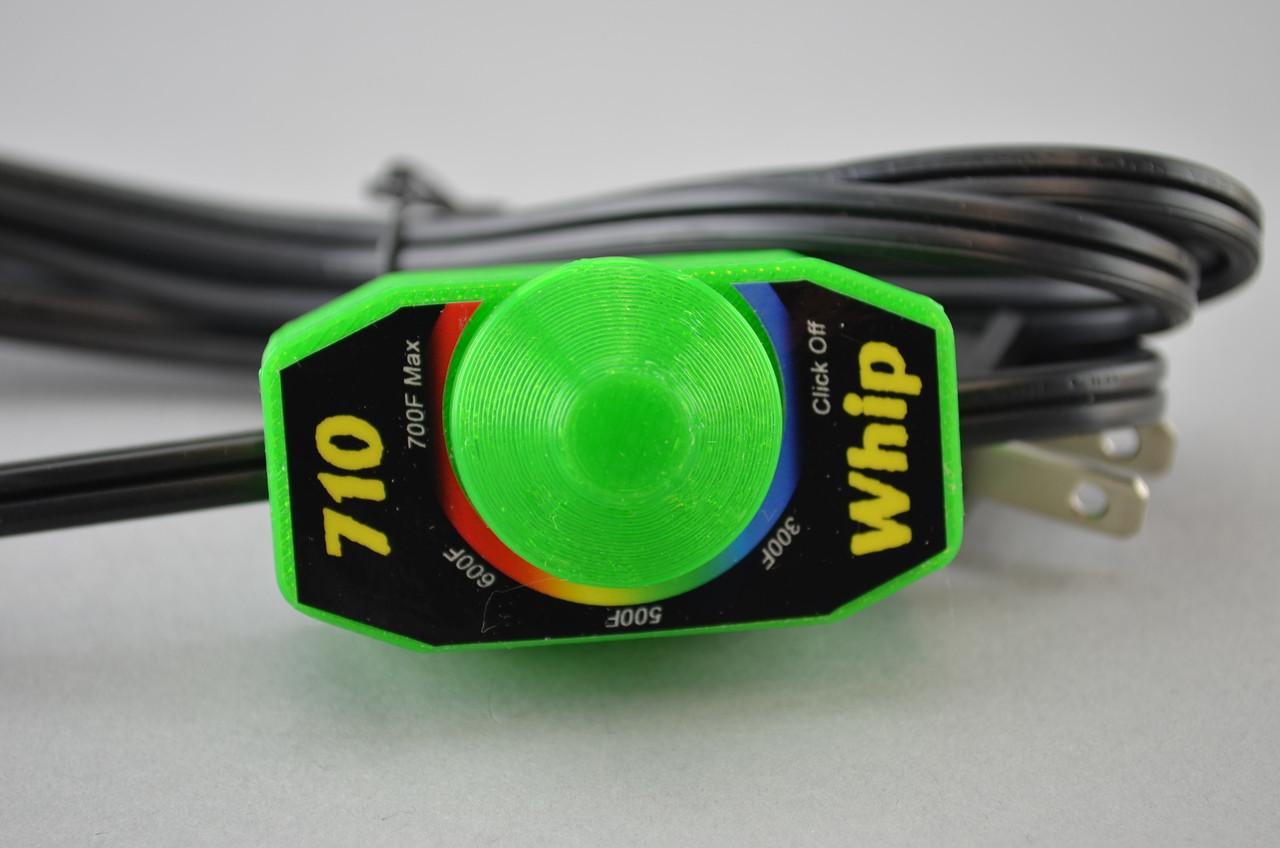 710 WHIP - Analog Electric Nail (E-Nail) Set w/ Ceramic Coil & Nail ...