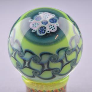 JERRY KELLY x RAJ KOMMINENI - Slyme Cluster Milli Marble w/ Chaos Fume