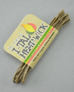I-TAL - Hemp Wick Small Size Spool (3.5 ft.)