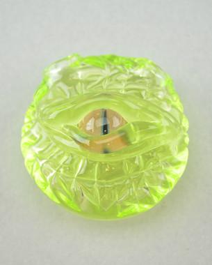 "UPGRADE - Glass ""Dragon Eye"" Pendant - #2"