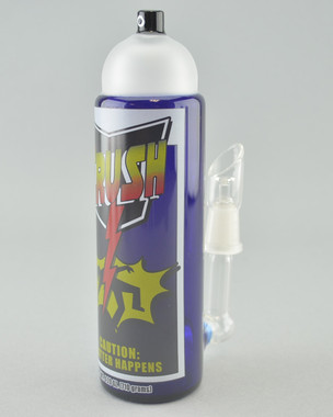 CRUSH - Spray Paint Can Rig w/ Inline, 14mm Dome & Nail - #2