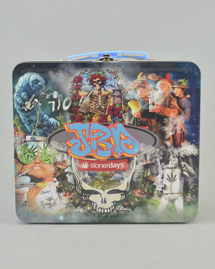 JEROME BAKER DESIGNS - JBD Collectible Lunchbox with Protective Foam Inserts
