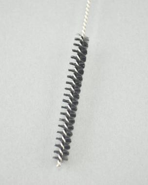 """SCRUBBERZ - Nylon Pipe Cleaning Brush with 0.2"""" Diameter Brush Head"""