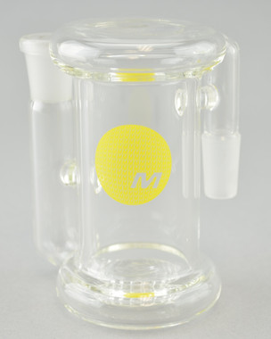 MAV - Circ Ash Catcher w/ 14mm Joint (90* Angle)