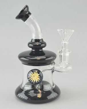 BARE - Banger Hanger Rig w/ 14mm Female Joint & Slide - Black