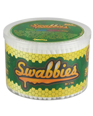 I-TAL - Swabbies Original Premium Cotton Swabs (300 Pack)