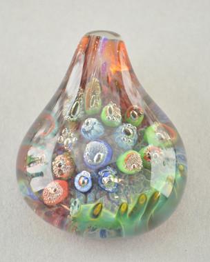 JEREMY SINKUS - Glass Tidepool Pendant - #2