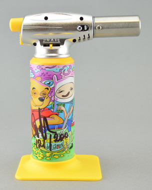 "ERRLY BIRD - ""Torch Art"" Butane Torch Lighter - Honey Pot"