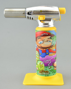 "ERRLY BIRD - ""Torch Art"" Butane Torch Lighter - Super High Bros."