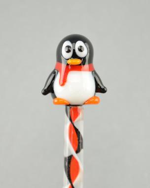 """RODZ - """"Penguin"""" Glass Dabber"""