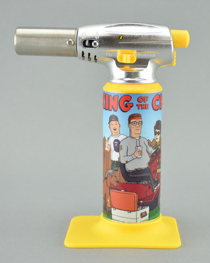 "ERRLY BIRD - ""Torch Art"" Butane Torch Lighter - King of the Chill"