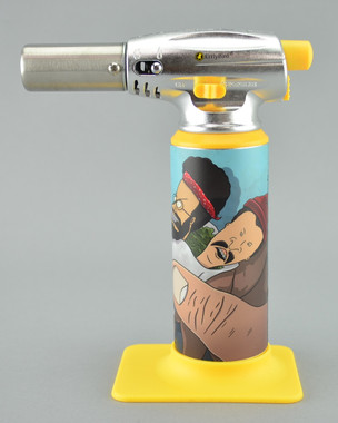 "ERRLY BIRD - ""Torch Art"" Butane Torch Lighter - Beevis and Butthead"