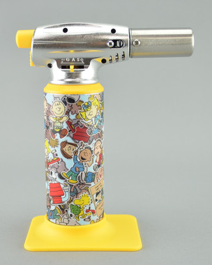 "ERRLY BIRD - ""Torch Art"" Butane Torch Lighter - Peanut Gang Gang"