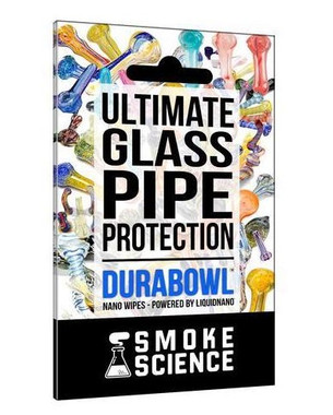 SMOKE SCIENCE - Durabowl Glass Pipe Protection & Reinforcement Wipe
