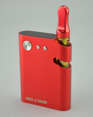 RED SKY - Nebula X2299 Variable Voltage & Temperature Vaporizer for Pre-Filled Cartridges