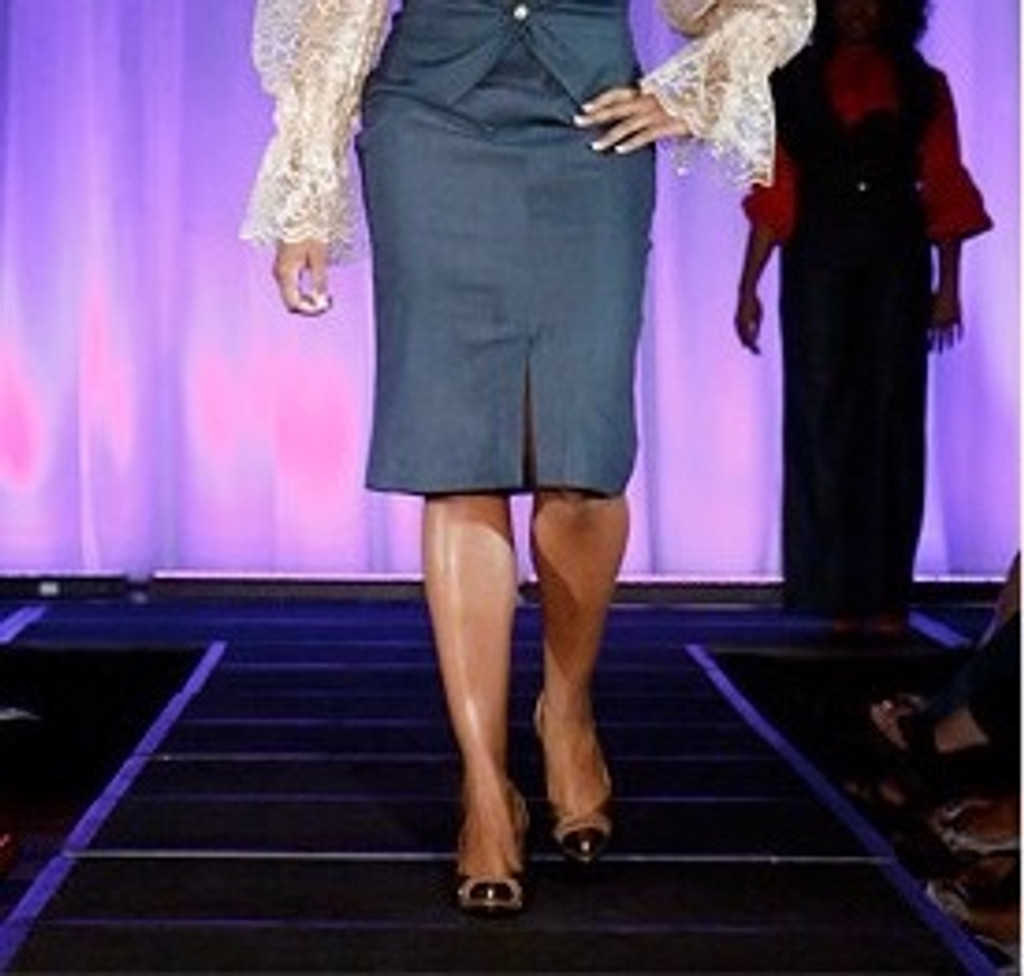 TAWNI HAYNES PENCIL SKIRT