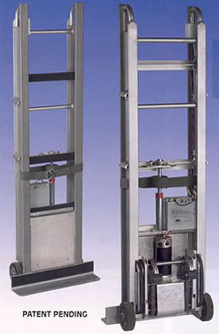 Battery Powered Stair Climber Appliance Truck - Wesco 230052