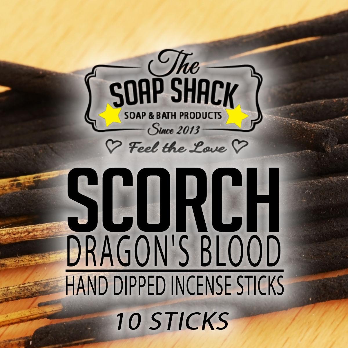Dragons Blood Incense