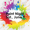 AOG Paint Night - June 9, 2018 (4:00-6:30pm)