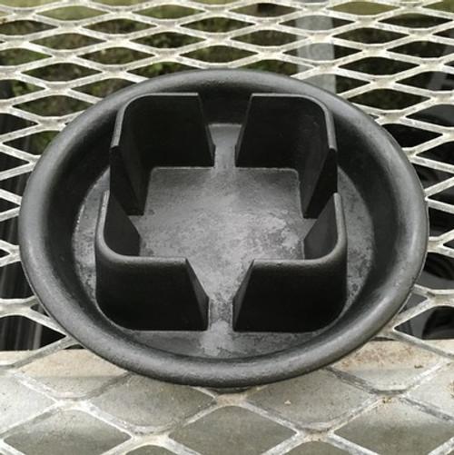 """4"""" Pot Holder/Saucer"""