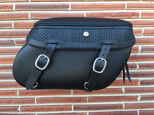 Classic Series Softail Deluxe Saddlebags - Single