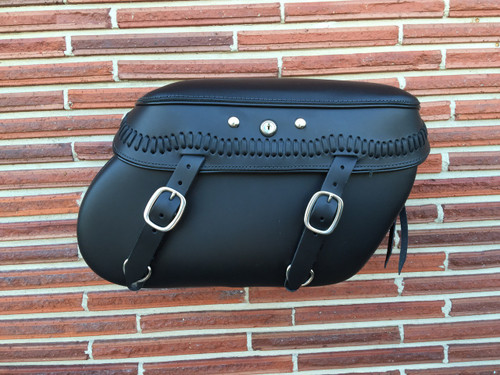 Classic Series Softail Fatboy Saddlebags - Single