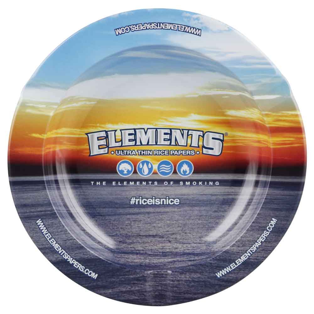 Elements Metal Ashtray