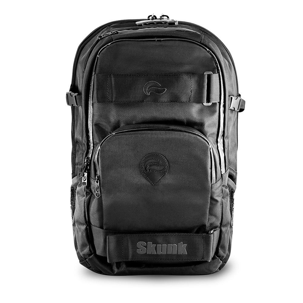 Skunk Skaters Pack Nomad - Black