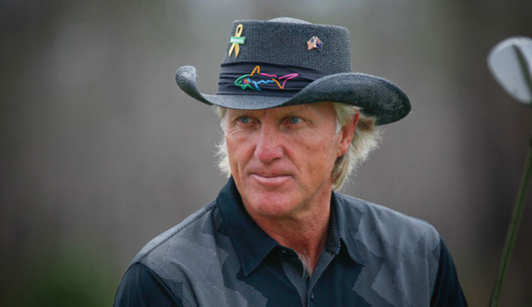 In Focus – Greg Norman, The Great White Shark