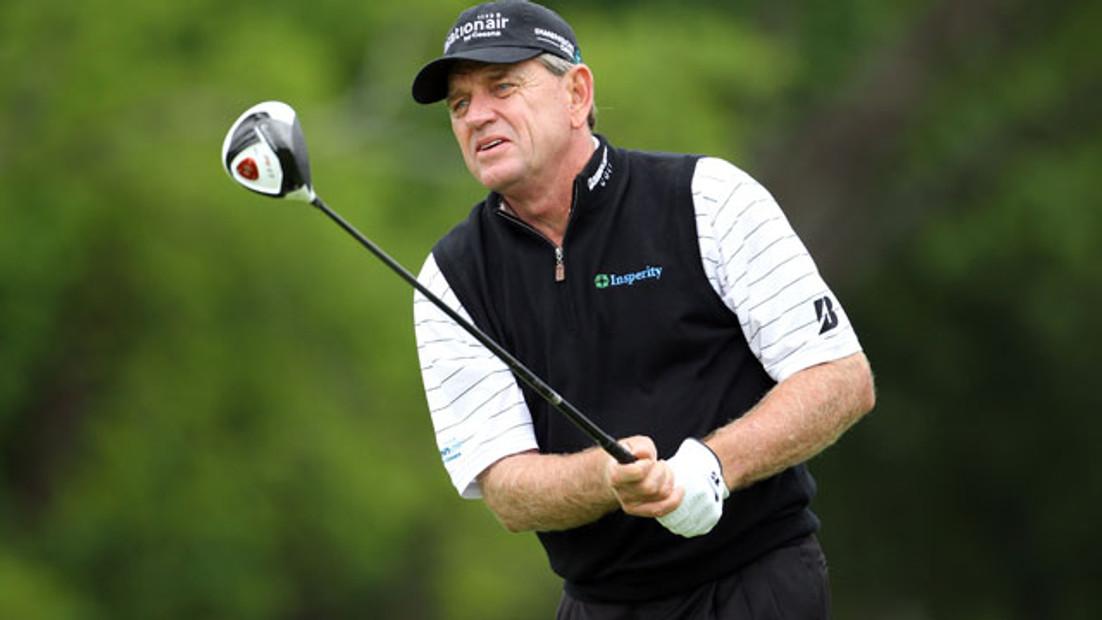 In Focus – Nick Price, Classic Golf Swing