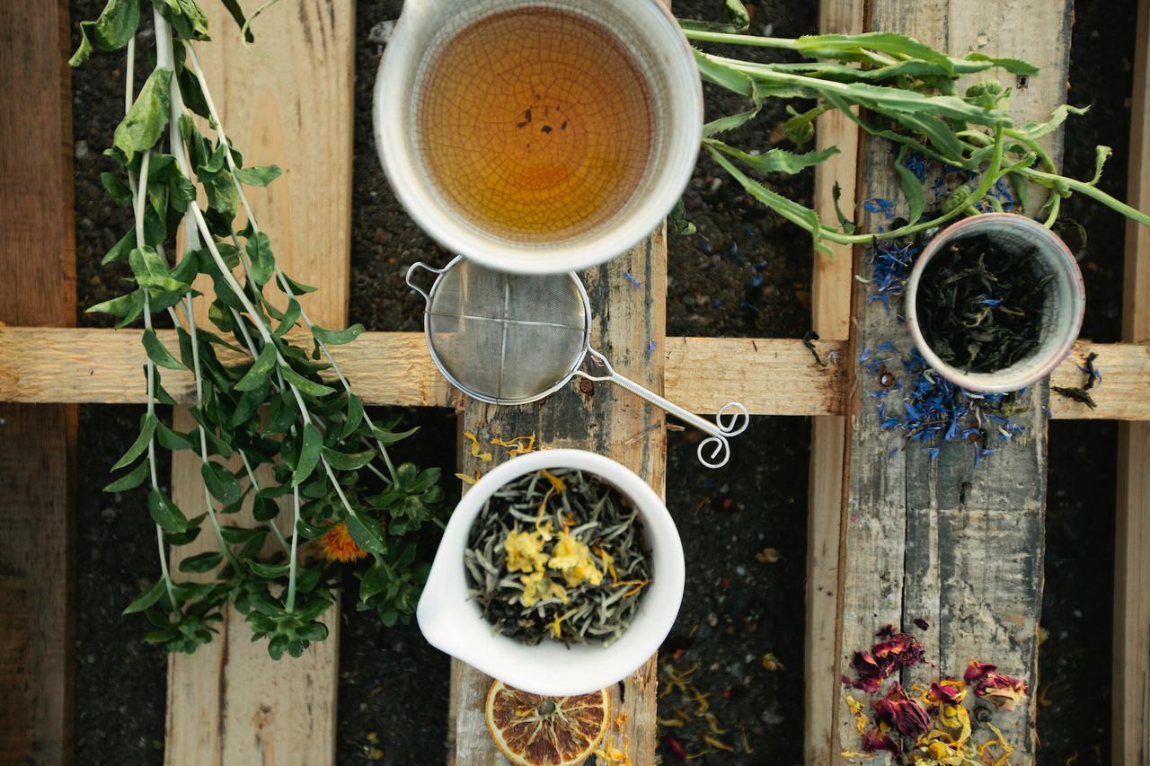 Healthy Benefits of Green Tea