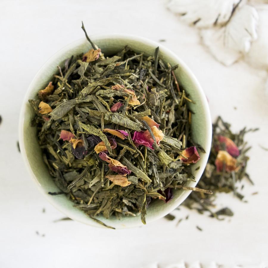 062 Fragrant Dragon Green Tea