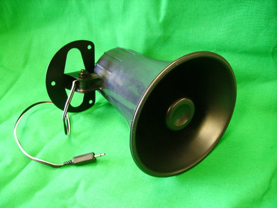 Power Horn speaker with Mini-jack