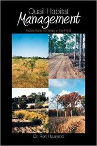 Quail Habitat Management Book