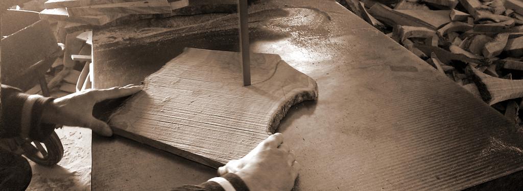 Olive Wood Medium Bread Board