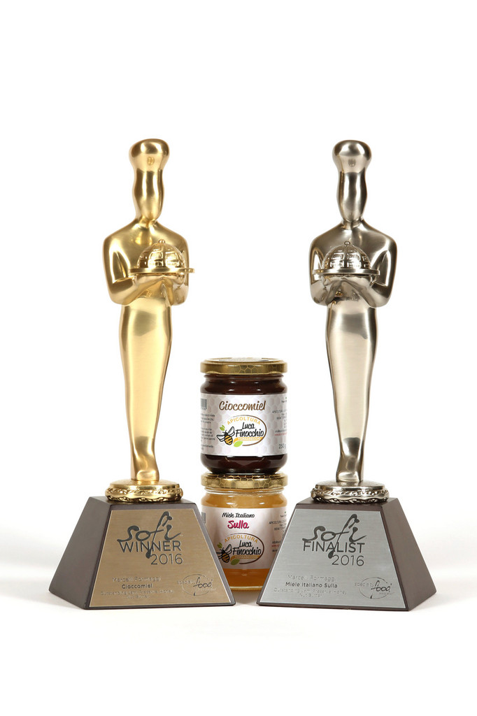 Award-Winning Italian Honey Sampler