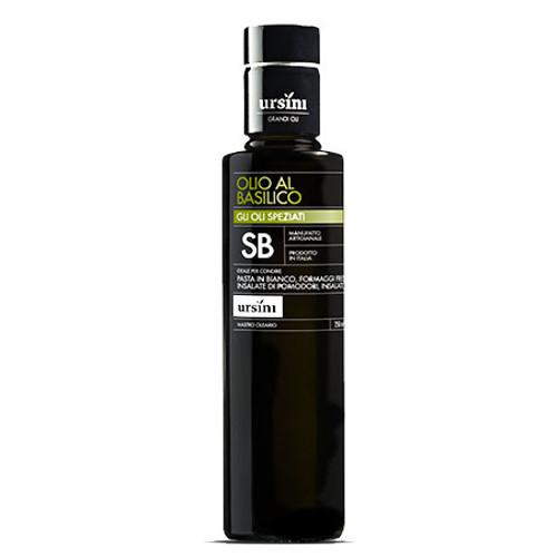 Basil Extra Virgin Olive Oil 250ml