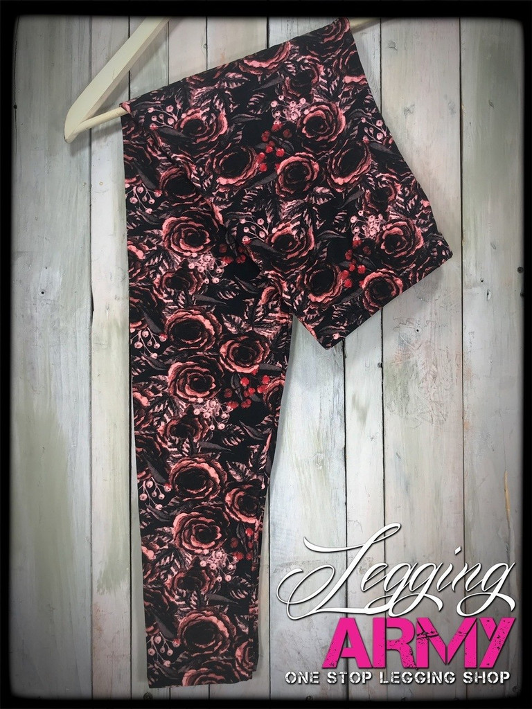 3XL/5XL (22-28)- Bed of Roses