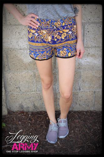 Shorts- Crown Jewels