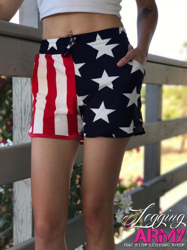 Shorts- One Nation