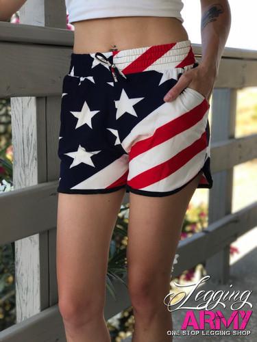 Shorts- Life and Liberty