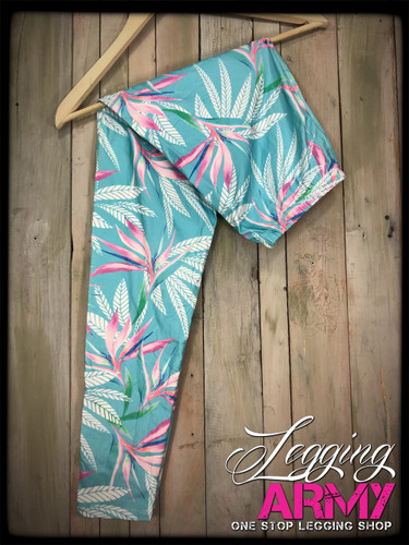 Plus Size Sublimation- Cabana Breeze