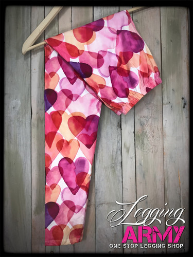 Plus Size Sublimation- Layers of Love