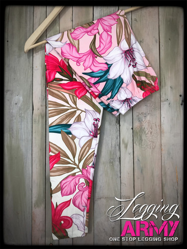Plus Size Sublimation- Lily Love