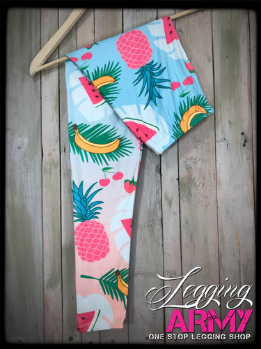 Plus Size Sublimation- Fruit Smoothie
