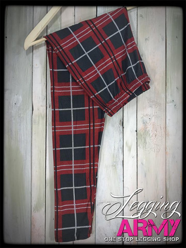 3XL/5XL (24-32)- Pretty in Plaid