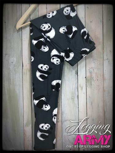 Plus Size- Panda Play