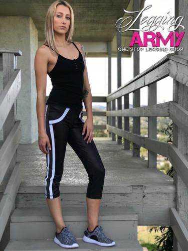 Capri Active Wear- Sparkly
